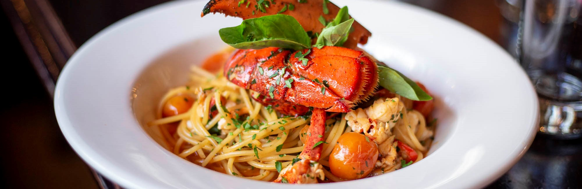 lobster spaghetti with piment despelette 25